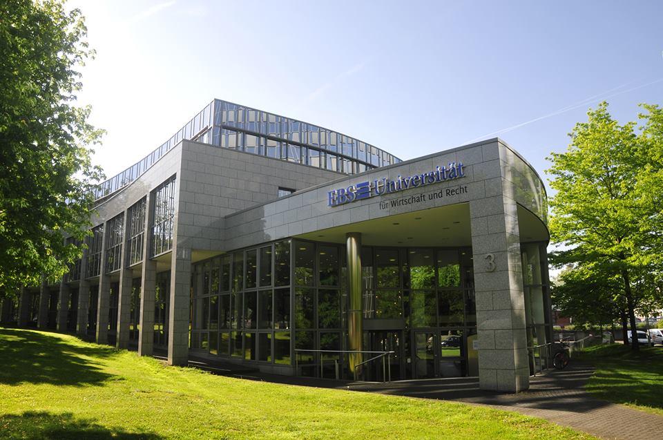 EBS Universität in Wiesbaden